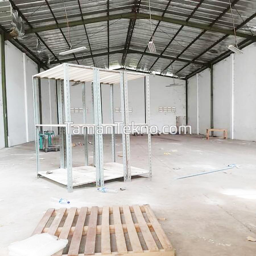 [TT-104] Gudang 426/225m² Taman Tekno BSD Tangerang