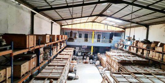 [TT-121] Gudang 600/500m² Taman Tekno BSD Tangerang
