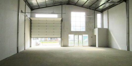 [TT-112] Gudang 360/225m² Taman Tekno BSD Tangerang
