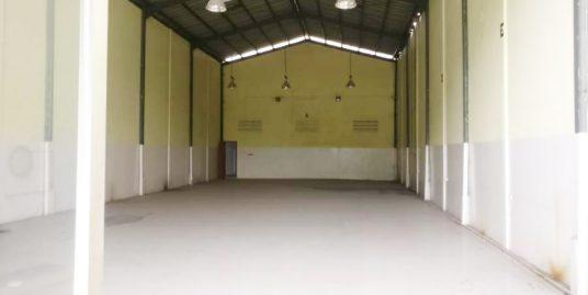 [TT-115] Gudang 360/220m² Taman Tekno BSD Tangerang