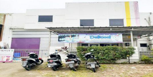[TT-127] Gudang 600/700m² Taman Tekno BSD Tangerang